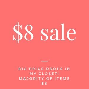 Other - BIG MARKDOWNS!